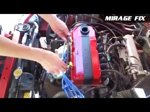 Mirage Fix 14 | Clean Engine Bay