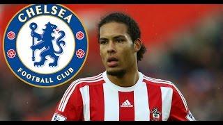 Virgil van Dijk - Welcome To Chelsea FC ? - HD