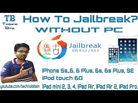 How To Jailbreak iOS 9.3.3 / 9.3.2 WITHOUT COMPUTER