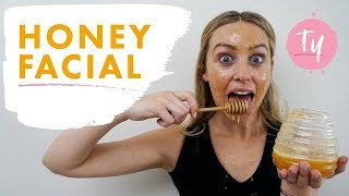 """""""I Tried a Painful Bee Venom Facial"""" 