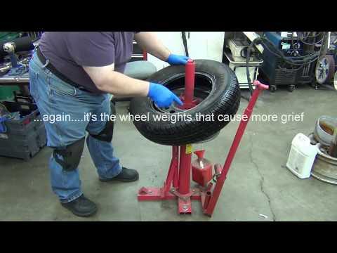 HF Tire Changer