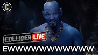 Download Will Smith as the Genie Looks Ridiculous - Collider Live #70 Video