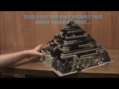Lego Great Pyramid