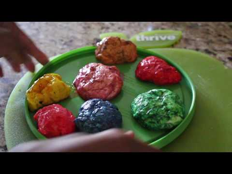 How to Color Your Oven Bake Clay