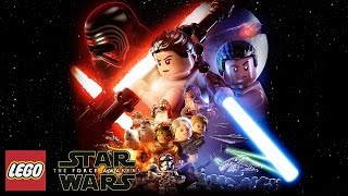 LEGO Star Wars The Force Awakens Video Game Trailer