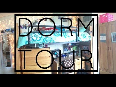 DORM TOUR | Junior Year | UNC