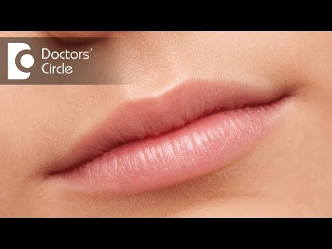 How to treat cracked corners of mouth? - Dr. Aniruddha KB