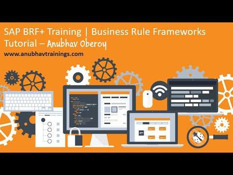 BRF Plus Training | BRF+ Training | BRF + Tutorial