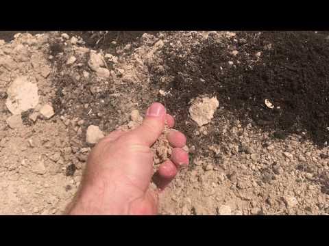 Garden Tilling Idea for Compacting Soils