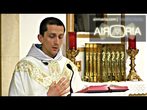 Christian Service. a Participation in Christ's Freedom and Lordship - May 30 - Homily - Fr Matthias