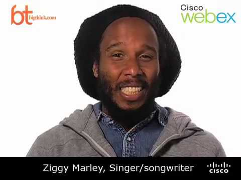 Ziggy Marley: Ideas to Improve Africa