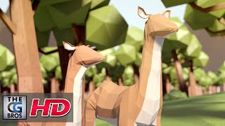 "CGI 3D Animated Short: ""Polyworld - 1: Wild In The Forest"" - by Joan Borguñó"