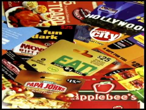 Tips for Buying and Using Gift Cards