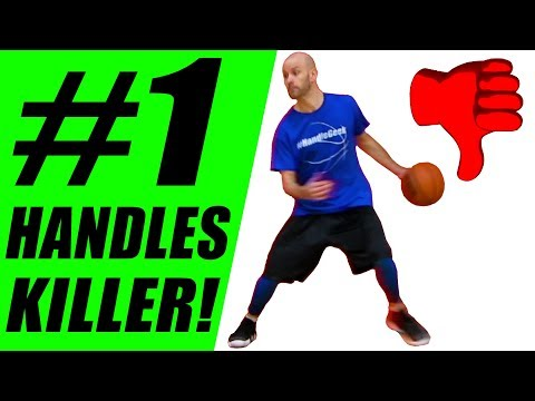 The #1 Thing KILLING Your Handles! How To Dribble A Basketball BETTER!