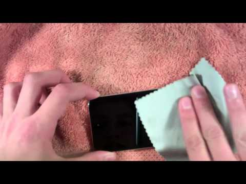 How To Clean Your iPod Touch Screen and Back (Very Effective and Easy)