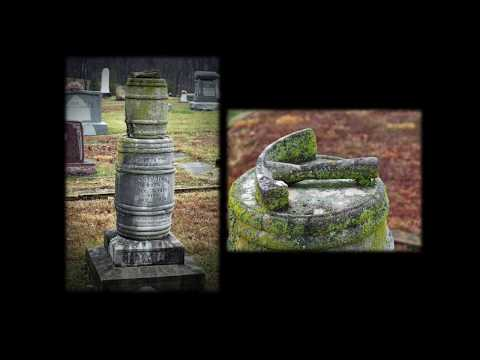 Gravestones of Southern Indiana