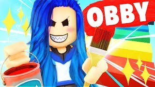 MAKING MY OWN OBBY IN ROBLOX! (RAGE)
