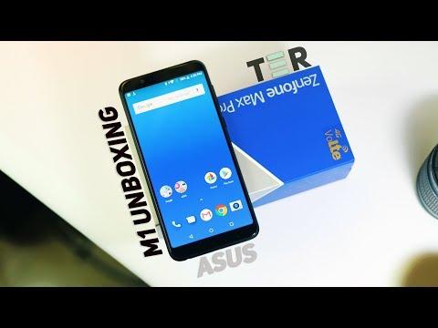 Asus Zenfone Max Pro M1 (Retail Unit) : Unboxing + Initial Impressions