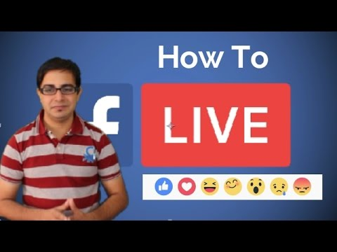 Hindi I How to Create Facebook Live Poll I Step By Step