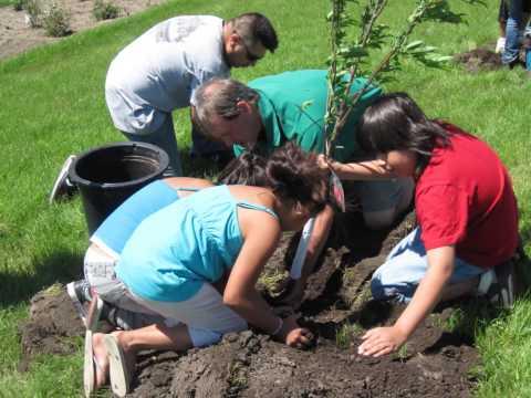 Burleigh County Junior Master Gardener Program