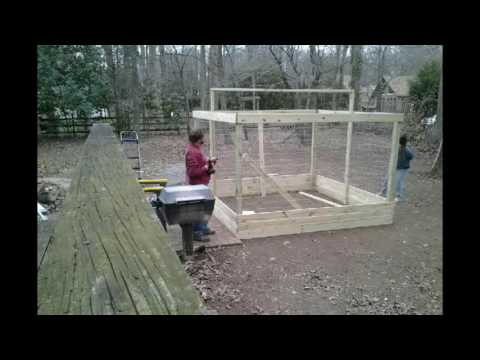 how to build a cheap chicken coop.mp4