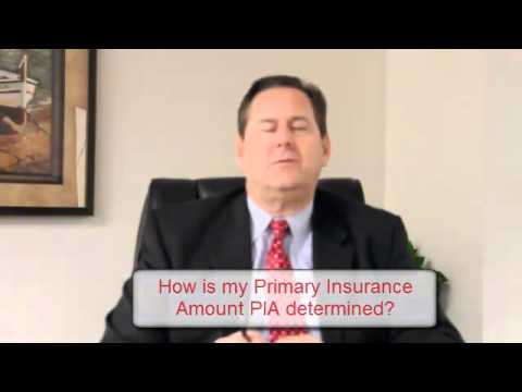 Your Social Security Benefits Calculator And Your PIA