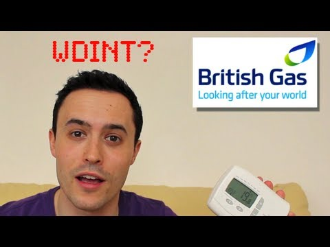 REMOTE HEATING CONTROL (Hive) from British Gas
