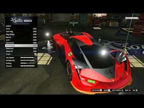 GTA 5 Online Pegassi Tezeract Customization Gameplay! (GTA 5 DLC)