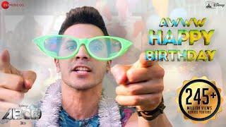 Aww Tera Happy Bday | ABCD 2 | Varun Dhawan - Shraddha Kapoor | Sachin - Jigar | D. Soldierz