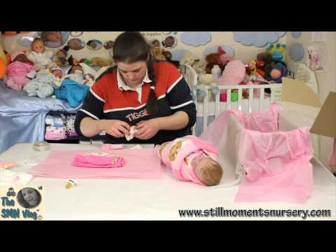 Box Packing Reborn Baby Doll Lucy May - Nikki Holland vlog #127