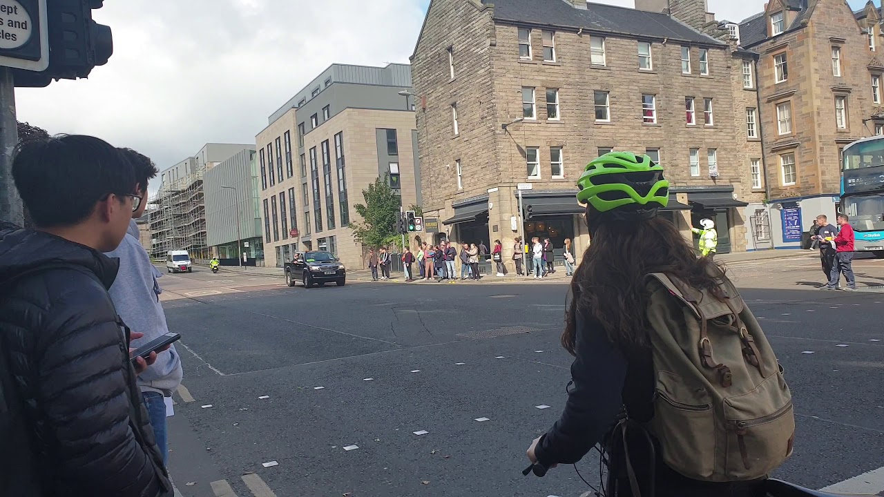 Fast and Furious 9 filming | Film Locations | Edinburgh