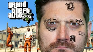 Face Tattoos Are All That! - GTA 5 Funny Moments