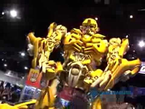 TWC 2010 San Diego Comic-Con International - Transformers Exclusives
