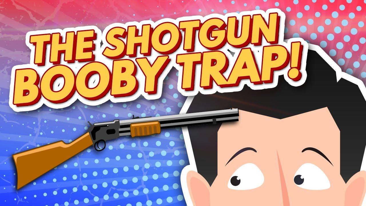The True Crime of The Shotgun Booby Trap   LegalEagle
