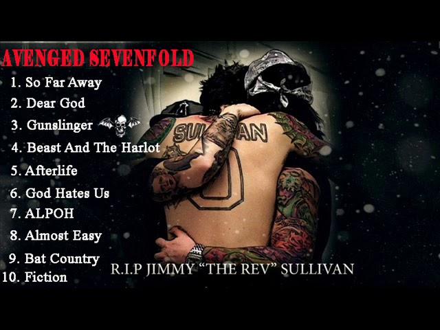 AvengedSevenfold- The Best Song The Rev Full Album