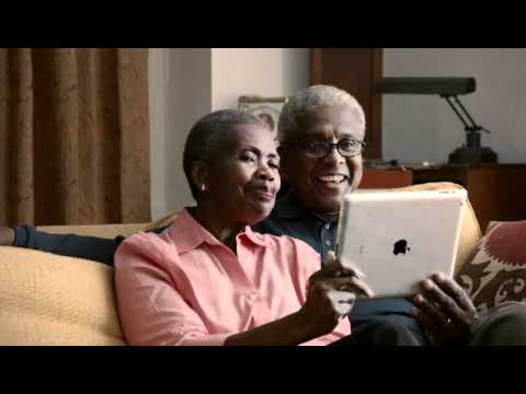 Apple iPad 2 Guided Tour - FaceTime