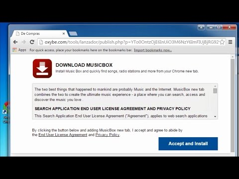 How to remove oxybe.com ads pop up virus (Manual removal guide)