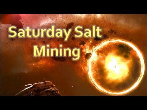 Saturday Salt Mining Fleet - Giveaways - EVE Online