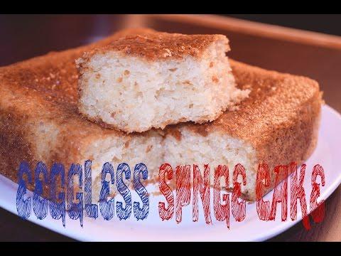 basic eggless sponge cake || simple sponge cake ||eggless recipe