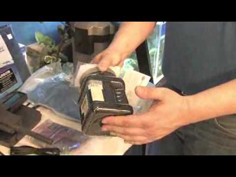 How to Replace a Carbon Filter in a Fish Tank