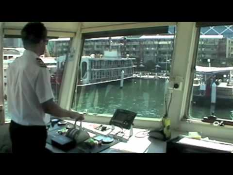 Sydney Ferries Darling Harbour Service on a First Fleeter