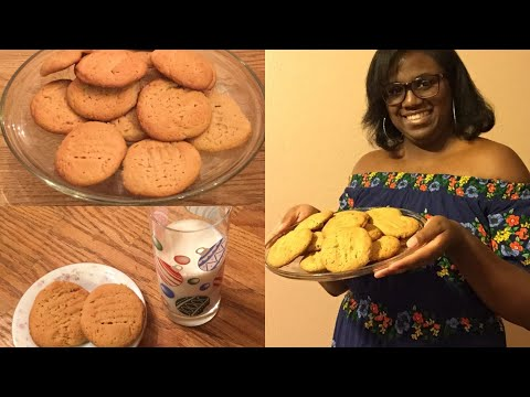 Episode 67: Soft n' Chewy Peanut Butter Cookies (Requested Recipe ) 🍪🥜