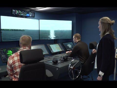 Sea Captain – Study bachelor's degree in English