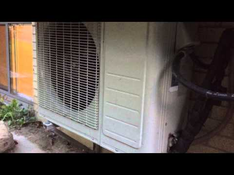 Koolking 12,000BTU Mini Split Air Conditioner.