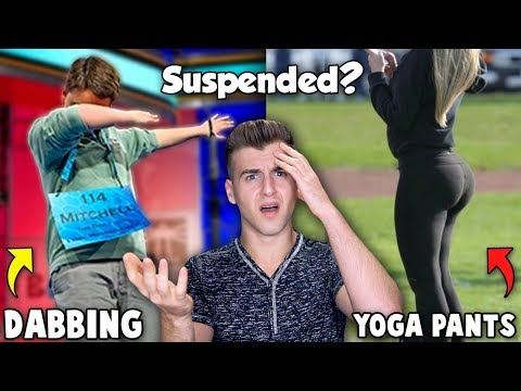 Kids Who Got Suspended For The Dumbest Reasons