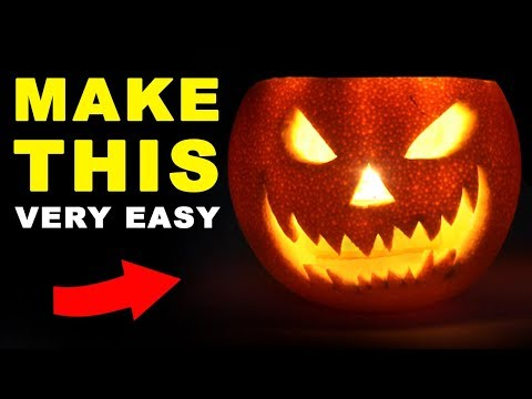 3 HALLOWEEN Ideas To MAKE AT HOME