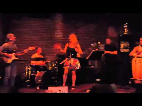 Amber Ricco and friends at Jazz Minds Honalulu