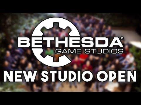 Bethesda Opens NEW Studio in Austin!!