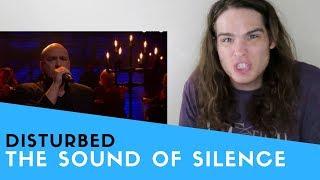 Voice Teacher Reacts to Disturbed