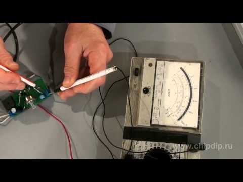 Voltage Stabilizer Based on a Powerful FET, Do ...